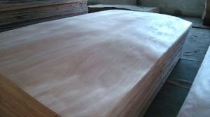 1250X2500mm Rotary Cut Okoume Veneer From Linyi pictures & photos