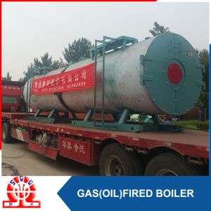 Ce Approved Oil Fired Steam Boiler with Oil Burner pictures & photos