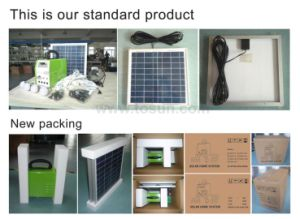 Solar System 2016 New Design Portable Solar Power System pictures & photos