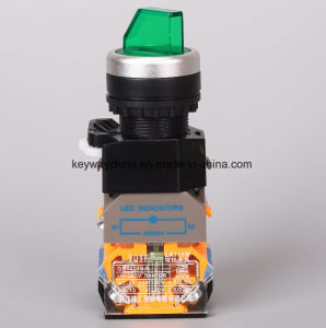 Illuminated-Handle Type Pushbutton Switch pictures & photos