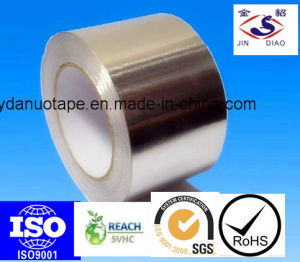 HVAC Duct Acrylic Adhesive Aluminium Foil Tape with Release Liner pictures & photos