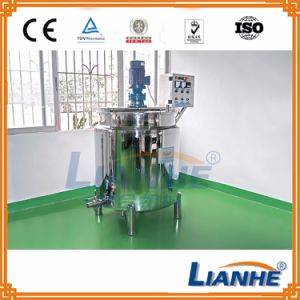 Liquid Soap Making Machine Agitator Mixing Tank pictures & photos