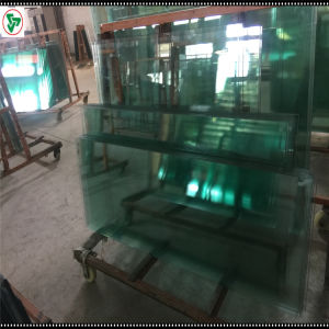5mm, 6mm, 8mm, 10mm, 12mm Toughened Glass/Tempered Glass for Building pictures & photos