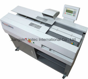 Latest Products Office Thermal Perfect Gluing Book Binding Machine Ncb55A pictures & photos
