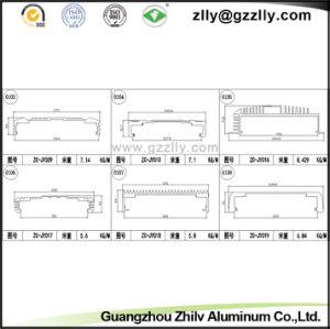 Aluminum Profiles Motor Aduio Radiator pictures & photos