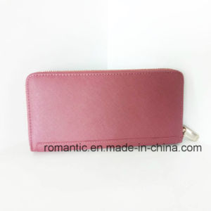 Wholesale Lady PU Purse Women Leather Wallet (NMDK-040805) pictures & photos
