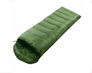 Foldable Waterproof Hiking Sleeping Bag pictures & photos