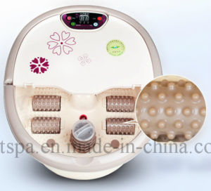 Manufacturer Foot Bath Massager with Heating Function pictures & photos