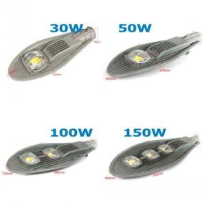 Waterproof LED Street Light 30W 50W 100W 150W pictures & photos