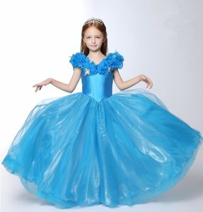 Custom Formal Dress Costumes Princess Wedding Dress