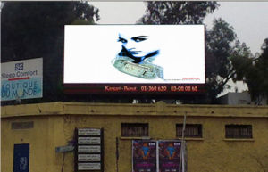 P10 IP65 Full Color Outdoor Advertising LED Display pictures & photos