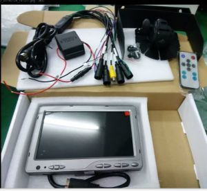 Ahd 720p 7inch LCD Car Rear View Backup Monitor pictures & photos
