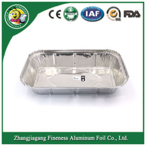 Household Container Foil (FA313) for Food Take Away pictures & photos