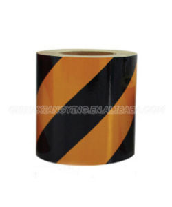 Wholesale Brightest Lattice Reflective Technology Reflective Tape Roll pictures & photos