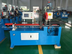 Plm-Qg350CNC Automatic Pipe Cutting Machinery pictures & photos