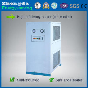 High Efficiency Air Cooled Compressor Coolers for Industrial Chemical