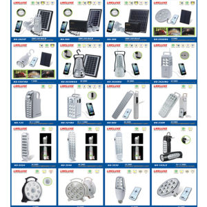 LED Protable Rechargeable Emergency Light pictures & photos