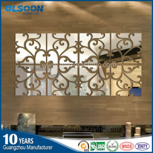 Acrylic Modern Large Decorative Wall Mirror pictures & photos
