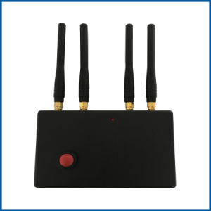 Portable 4-Band 315/330/390/433MHz Car Remote Control Jammer Blocker pictures & photos