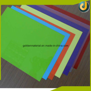 Hotsale High Quality PVC Sheet Binding Covers for Notebooks