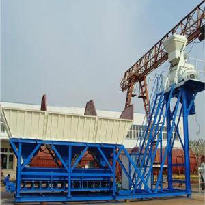Productivity 25m3/H Yhzs25 Mobile Concrete Batching Plant pictures & photos