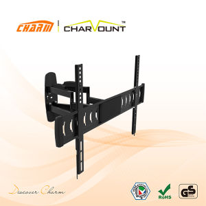 "Full Motion TV Mount for 32""-70"", 600*400mm TV Bracket Wall Mount (CT-WPLB-EA714) pictures & photos"