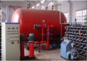 Gas Driven Water Supply Equipment Used for Fire-Protection pictures & photos