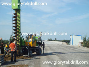 L360-6m Tractor Mounted Auger Drill Rig pictures & photos