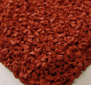 EPDM Granules for Outdoor Sports Surfaces
