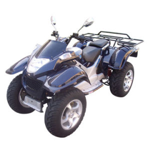 260cc Water-Cooled CVT ATV (HDA260E-S)