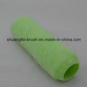 "9"" Pile 12mm Green Polyester Paint Roller with 38mm PP Core for All Painting pictures & photos"
