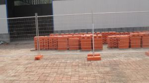 As4687-2007 Best Rate of Fence Panels Approved Standard Temporary Fence Panels pictures & photos