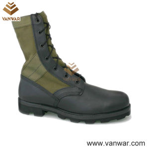 Removable Cushion Military Jungle Camouflage Boots (WJB009) pictures & photos