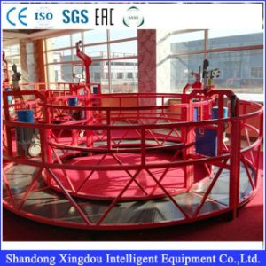 Hot Sale Suspended Working Platform with Safety Lock pictures & photos