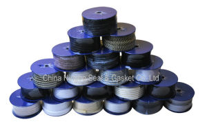 Graphite PTFE Packing with Aramid Fiber in Corners pictures & photos