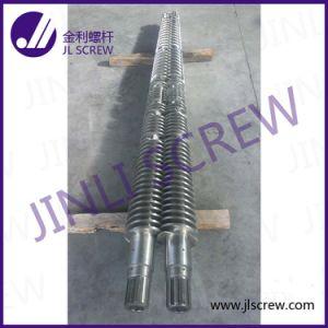 Conical Twin Screw Barrel for PVC (JLA-65/132)