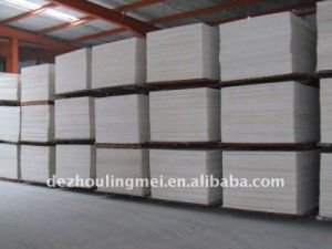 Top Quality Magnesium Oxide Fireproof Board (4′X8′) pictures & photos