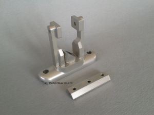 High Speed Rail Aluminum Forging Machined Part pictures & photos
