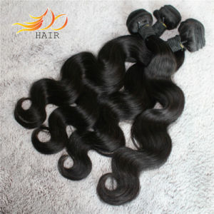 Brazilian Virgin Hair Weave 100% Remy Human Hair Extension pictures & photos