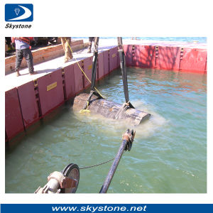 Diamond Wires for Concrete Underwater Cutting, Wire Sawing Underwater pictures & photos