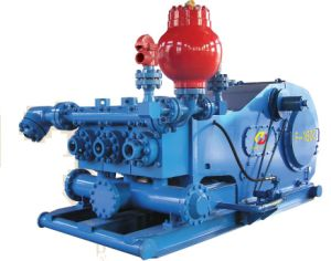 Triplex Single Acting Mud Pump (F-1600)