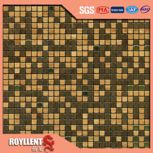 china royllent 2016 simple and elegant diy metal wall tile