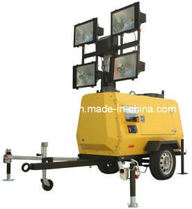 Mobile Light Tower with Kubota Engine (LDG-RP6800) pictures & photos