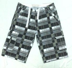 Men Tc Fashion Cargo Short Yarn Dyed Shorts pictures & photos