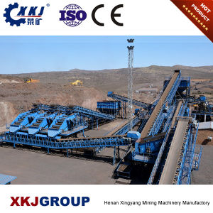 Easily Operated Mobile Belt Conveyor pictures & photos
