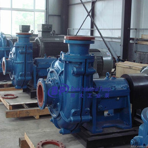 Slurry Pump for Gold Washing Plant pictures & photos