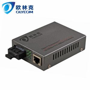 10/100m, Dual Fiber, Single Mode, 40km, Fiber Media Converter