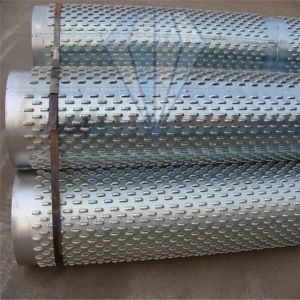 Galvanized Bridge Slotted Screen/Deep Well Water Well Screen with High Strength pictures & photos