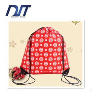 Oxford Cloth Bag Customized Printing Rope Non Woven Shopping Bag