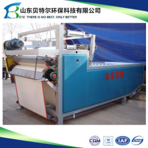 New Designed Energy Saving Sludge Dewatering Belt Filter Press pictures & photos